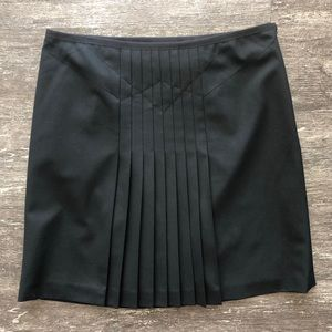 The Limited pleated skirt